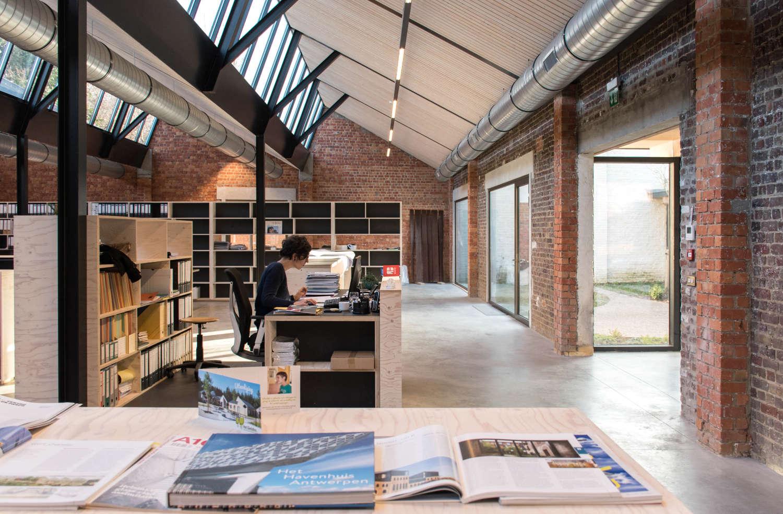 Bureau architecte lenchant: marc corbiau bureau d architecture